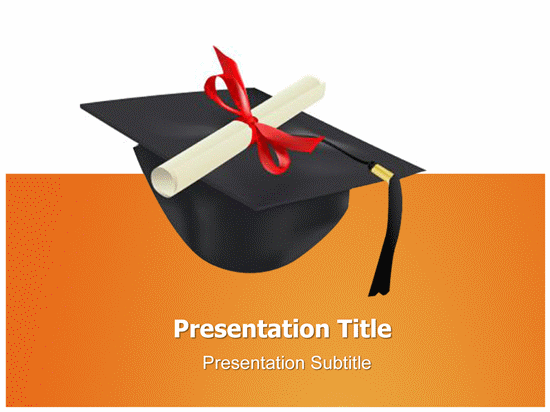 Microsoft Powerpoint Business Presentation Template