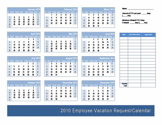 Employee vacation request calendar template calendars ready employee vacation request calendar template maxwellsz