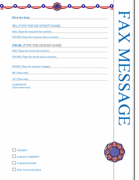 Fax template fax templates ready made office templates this template accmission Gallery