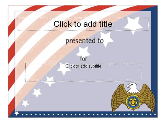 download memorial day award certificate