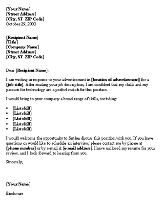 sample_resume_cover_letter_for_technical_position